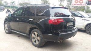 Bán Acura MDX màu đen xe sản xuất 2008 đăng ký tư nhân