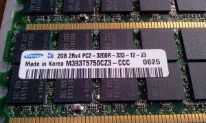 Ram server DDR2 2G