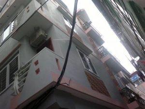 Bán nhà đẹp 40m2 x 4 tầng 2 mặt ngõ gần KĐT Văn Phú, P. Phú La, Q. Hà Đông, nhà mới đẹp.