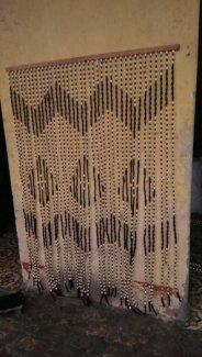 Rèm hạt gỗ phong thủy cho ngôi nhà bạn!!!