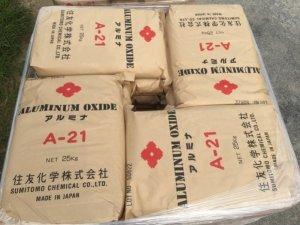 Mua bán nhôm oxit  Al2o3 sumito A-21