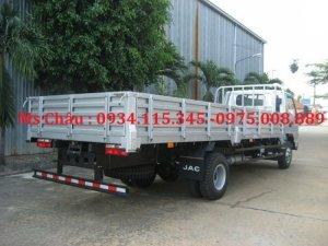 Cần bán trả góp xe tải jac 7.25 Tấn( jac 7.25T) jac 7T25/ jac 7 tấn 25 giá cạnh tranh.
