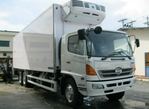 Xe tải HiNo FL8JTSL 16 tấn FL,3 chân Thùng Lạnh Có Xe Giao Ngay