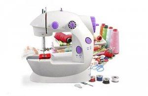 Máy May Mini Sewing Machine 2 Tốc Độ