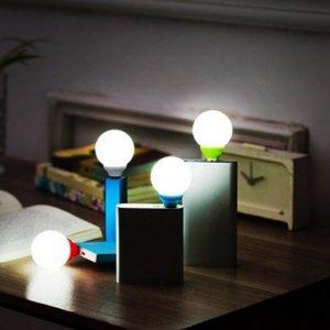 Đèn Led Bóng Tròn USB