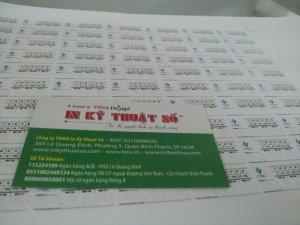 In tem decal vỡ/bể làm tem bảo hành sản phẩm tại In Kỹ Thuật Số
