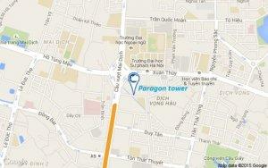 Nhận đặt chỗ độc quyền dự án Paragon Tower...