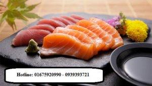 Khóa học dạy nấu món ăn Nhật Bản