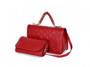 Quà tặng 8/3 cho bạn gái | Túi xách hồng duyên dáng