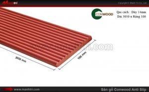 Sàn gỗ Conwood giá rẻ