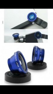 Lens Chụp Ảnh 3 IN 1 Cho Smartphone