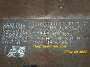 Tấm thép chịu nhiệt A515Gr70