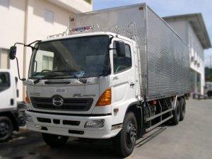 Đại lý bán Hino FL8JTSA thùng Mui bạt 7.8m -9.4 M đời 2015