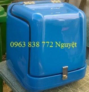 Thùng chở hàng composite, thùng giao hàng