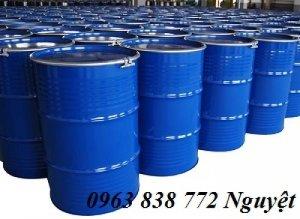 Bán thùng phuy sắt 220L, thùng phuy đựng hóa chất.