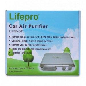 Máy lọc không khí và khử mùi trên ôtô, nhỏ gọn, khử nhanh, hiệu quả, giá tốt nhất