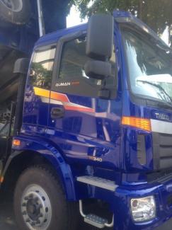 Xe ben thaco auman C300 tải trong 17,7
