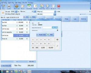 Phần mềm bán hàng goodshop/goodres cho mọi mô hình kinh doanh toàn quốc