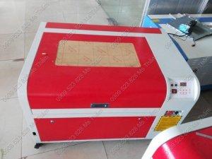 Máy lazer 6040 khắc phi kim - Nhập Khẩu