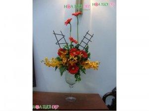 Hoa Văn Phòng VP051