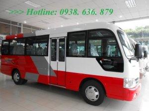 HYUNDAI COUNTY 29 chỗ nhập khẩu - Bán Giá Thanh Lý- Xe Giao Liền
