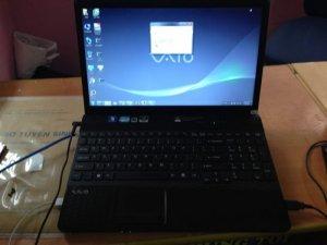 Laptop Sony vaio EH coi5-2410m/ ram 4g/ ổ 500g/ CÓ VGA RỜI + PHÍM SỐ