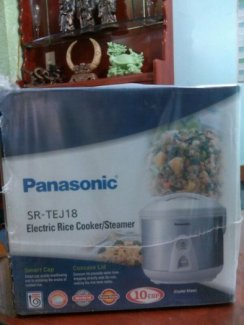 Nồi cơm điện Panasonic SR- TEJ18