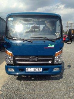 Xe tải veam vt340S tải trọng 3t5/ veam thùng dài 6m2-5m1/xe tải korea trả góp