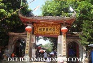Du lịch Đền Ông Hoàng Bảy – Bảo Hà – Lào Cai 2 ngày xuân