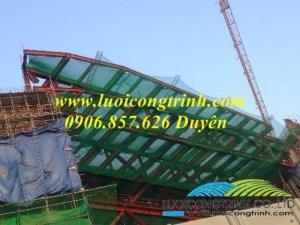 Lưới công trình trong xây dựng