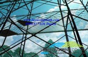 Lưới an toàn dù