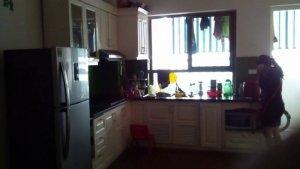 Cho thuê căn hộ CT1 Nam Xa La Hà Đông, 2PN, 1PK, 1 bếp, 2WC, DT 83m2 giá 4 triệu