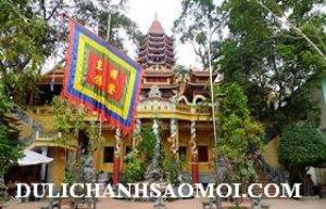 Du lịch Chùa Vĩnh Nghiêm (Chùa La) - Đền Đô 1 ngày xuân 2016
