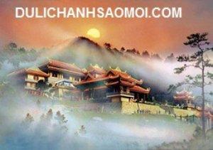Du lịch Tây Thiên - Thiền Viện Trúc Lâm 1 ngày xuân 2016