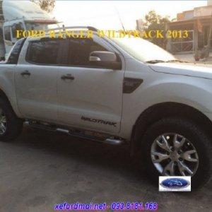 Ford Ranger Wildtrack 2.3L 2013