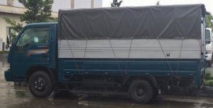 Kích thước thùng: 3500x1670x1700