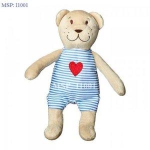 Gấu bông IKEA FABLER Bjorn an toàn cho trẻ từ 0 tuổi