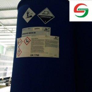 Cung cấp BKC Hà Lan, Iodine nguyên liệu diệt khuẩn trong ao nuôi