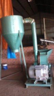 Bán máy nghiền bột gỗ mịn làm nhang