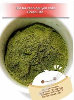 Bán Bột trà xanh Green Life