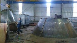 Silo lắp ghép 300 đến 500 tấn