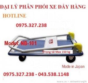 Cung cấp xe đẩy hàng, đẩy tay 2 bánh, 4 bánh Phong Thạnh Việt Nam