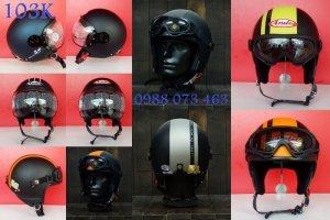 Mũ bảo hiểm 103