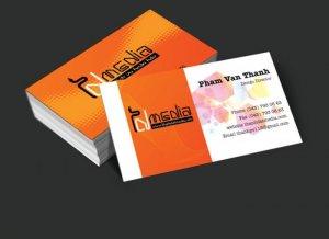 In Danh thiếp - Namecards - Card visit tai Mỹ Tho Tiền Giang