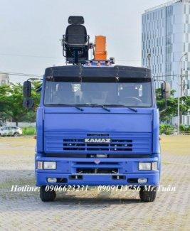 Xe tải cẩu Kamaz