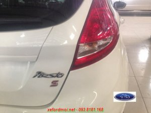 Ford Fiesta 1.6At Hatback 2011