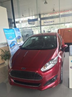 Fiesta 1.0L ecoboost giao ngay