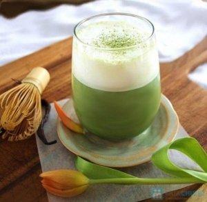 Bột trà xanh KAPPA