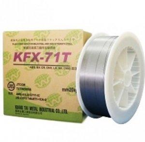 Dây hàn lõi thuốc KFX71T