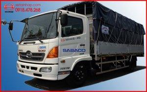 Xe tải Hino FD, FG, FL ông vua của những cung đường vận tải. Mua bán xe tải Hino
